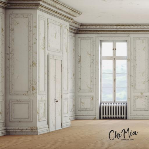 Marais Apartment (Royale White)