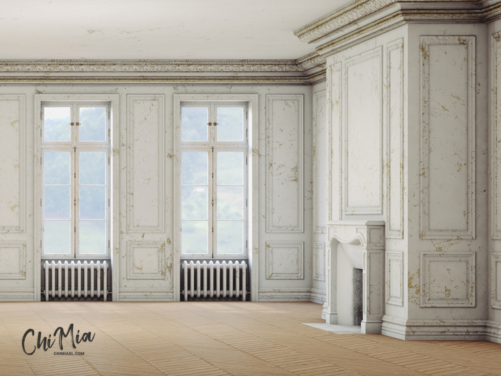 Marais Apartment (Royale White)